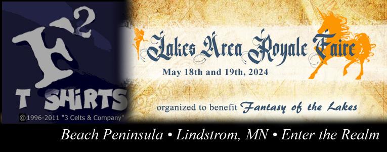 Lakes Area Royale Faire - LARF, MN