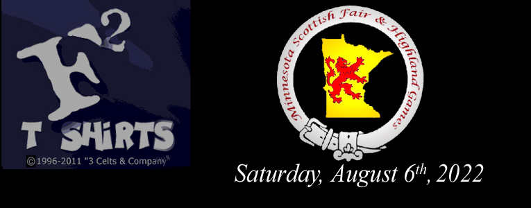 Minnesota Scottish Fair and Highland Games, July 21st, 2018